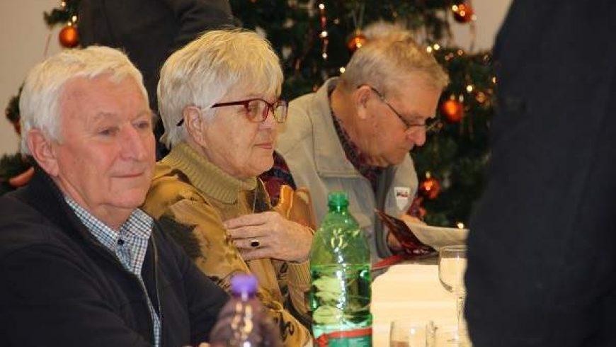 Vianočné posedenie v PK OS SR Bratislava