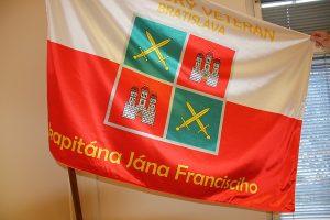 INFORMÁCIA PRE ČLENOV o.z. VOJENSKÝ VETERÁN BRATISLAVA Kpt. Jána Francisciho
